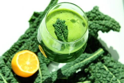 Greens' Galore – nước ép rau xanh