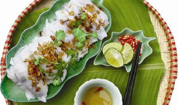 bún ốc và bánh cuốn đặc sản Hà Nội