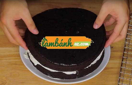cách làm bánh Devil's Food-8