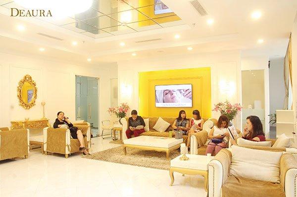 deaura clinic and spa cung cấp dịch vụ spa di động tiện ích