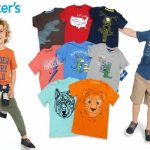 Quần áo thời trang sành điệu cho các bé