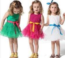 quần áo thời trang dành cho bé gái