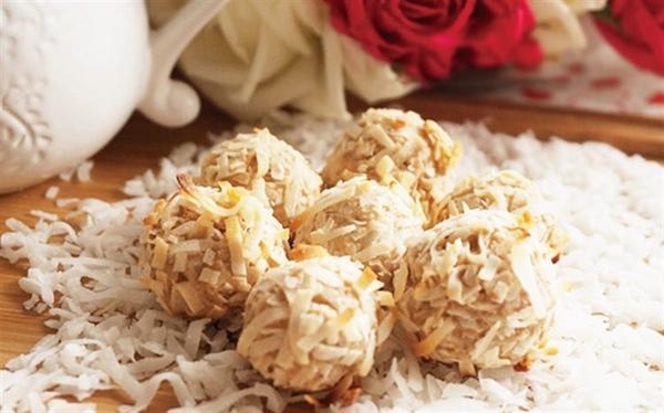 Bánh dừa nướng Quảng Nam thơm ngon