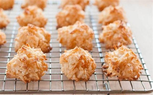 Bánh dừa nướng với vị ngon khó tả