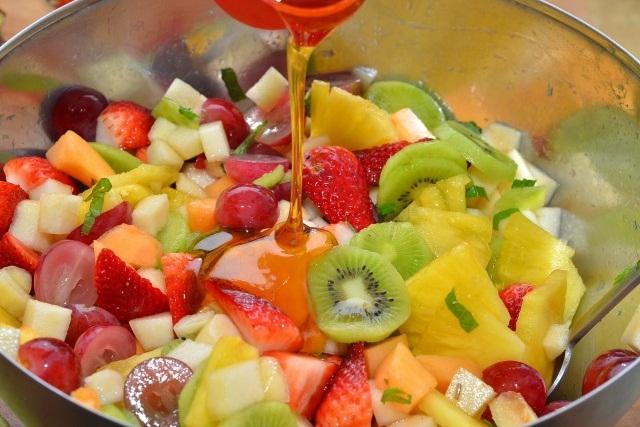 Sơ chế trái cây theo ý muốn