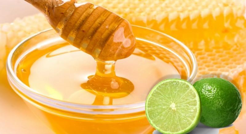 Mặt nạ chanh mật ong có tác dụng trị mụn