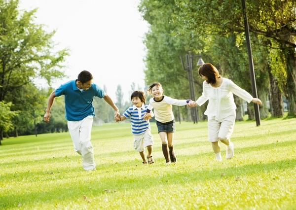 mỗi gia đình chỉ nên có hai con