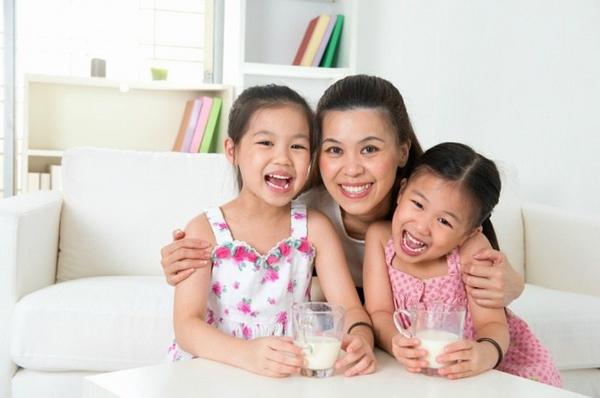 Chỉ sinh hai giúp người mẹ trẻ trung