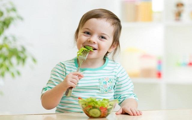 Nước yến giúp trẻ ăn ngon miệng và hấp thụ tốt hơn