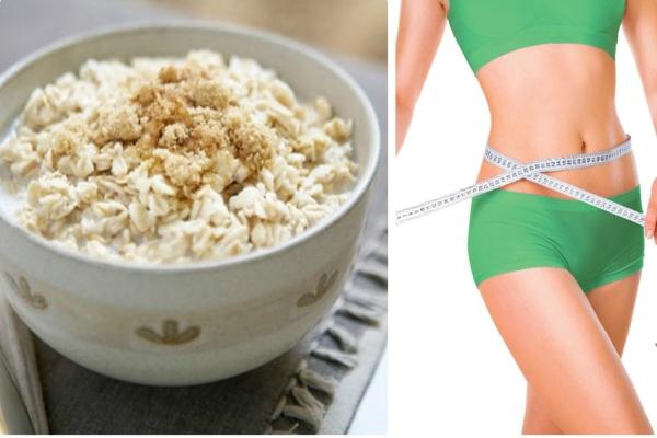Ăn sáng yến mạch giúp giảm cân hiệu quả