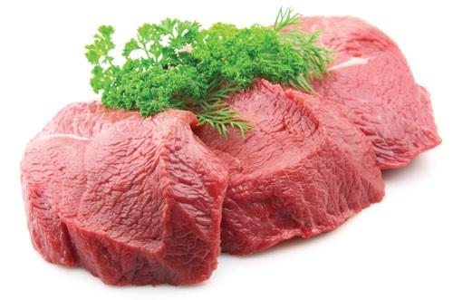 Thịt bò nạc giúp chống lão hóa cho làn da