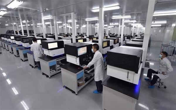 Nhà máy sản xuất mỹ phẩm của Venesa tại Israel