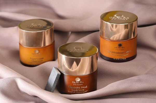 Bộ sản phẩm đến từ Israel được Eros Spa sử dụng đã mang luồng gió mới cho việc chăm sóc da