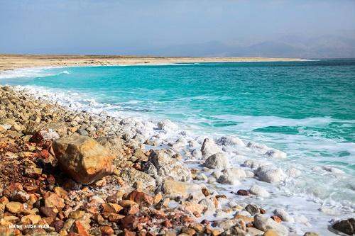 Bùn biển Chết