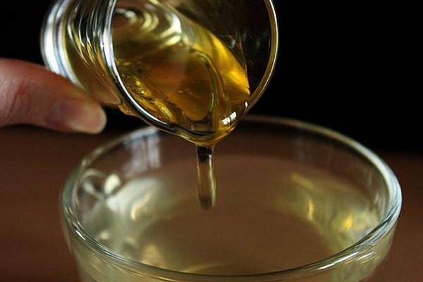 giảm cân bằng mật ong nước ấm