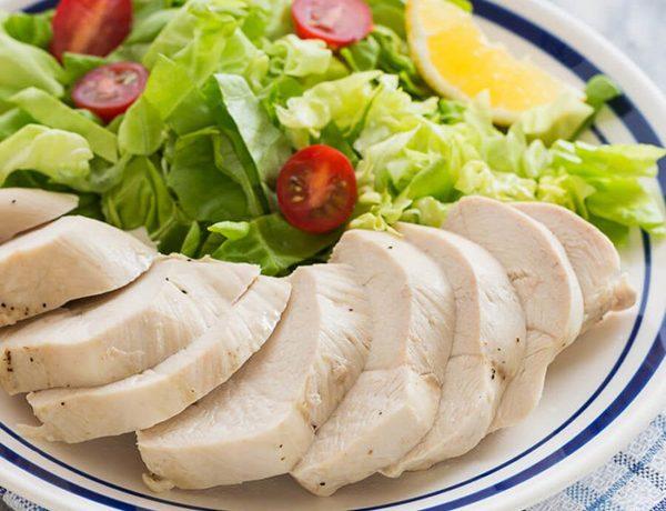 Thực hiện chế độ ăn kiêng giảm cân trong 1 tuần ngày 6