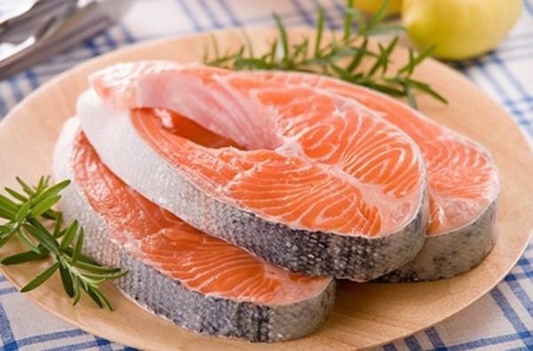 Ăn cá là bí quyết giảm cân sau sinh của người nhật