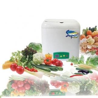 máy khử trùng thực phẩm