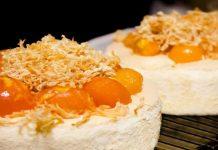Cách làm bánh bông lan trứng muối cực đơn giản tại nhà