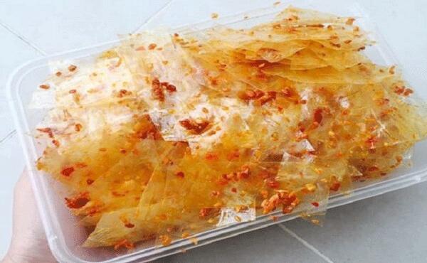 Cách làm bánh tráng trộn đơn giản tại nhà cùng sa tế