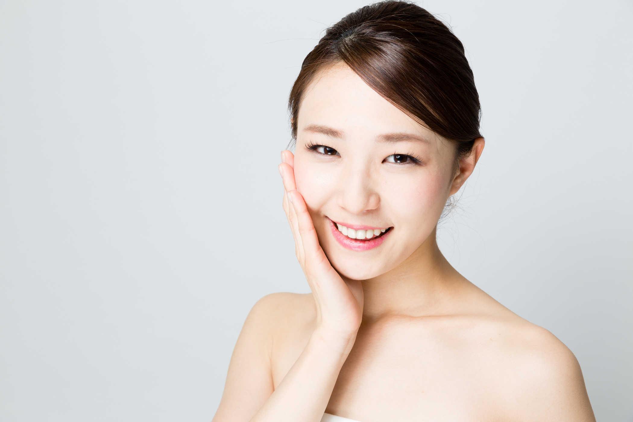 Cảm nhận sự cải thiện của làn da khi sử dụng