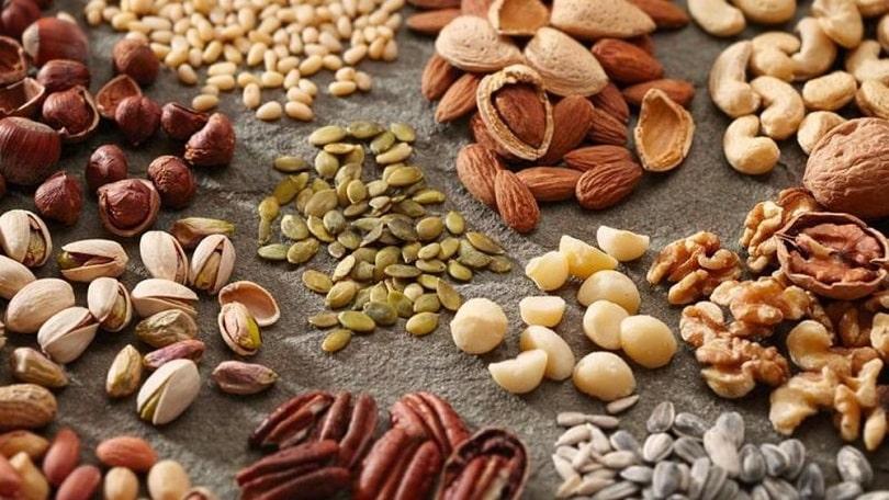 Sử dụng các loại thực phẩm dạng hạt.
