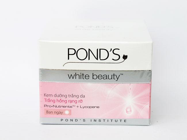 Kem Pond's có rất nhiều công dụng đối với da